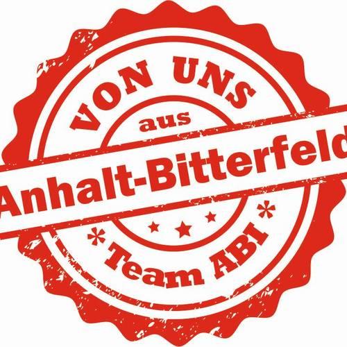 Team ABI rot © Landkreis Anhalt-Bitterfeld