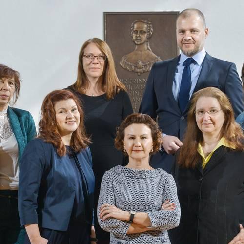Team der EWG (2019) © Heiko Rebsch