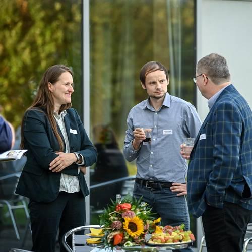 Ausgezeichnete Innovationen die gut zusammen passen! © EWG Anhalt-Bitterfeld GmbH (Urheber Heiko Rebsch)
